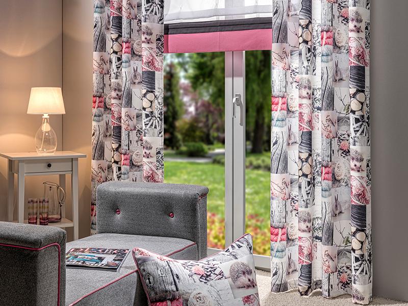 gardinen fensterplatz harrislee. Black Bedroom Furniture Sets. Home Design Ideas